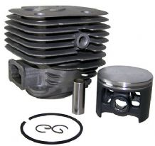 HYWAY HUSQVARNA 272 272K (268 BIG BORE) 52MM CYLINDER & PISTON ASSY 1YR WARRANTY NISIC COATED